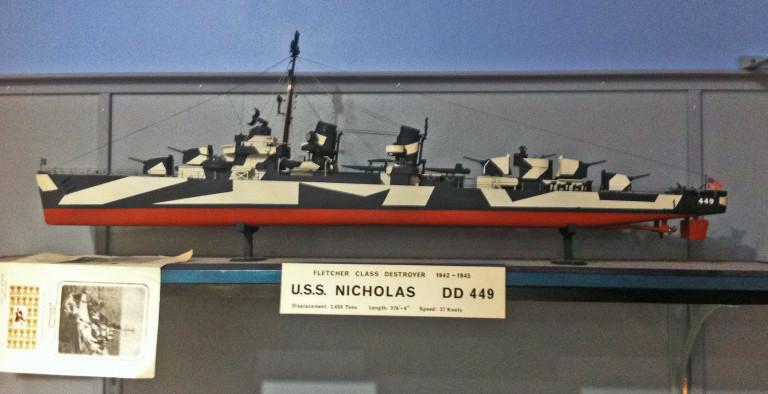 U.S.S. NICHOLAS